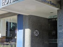 A picture of the hotel: Hotel Plaza Roma