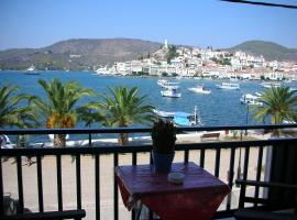 Bissias Guest House Galatas Greece