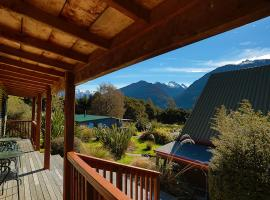 Hotel Photo: Makarora Mountainview