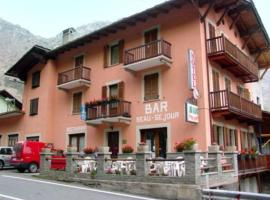 Hotel Beau Sejour Arvier Italy