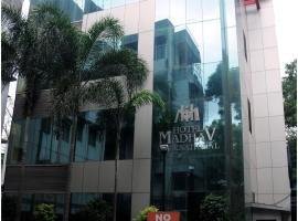 Hotel Madhav International Pune India