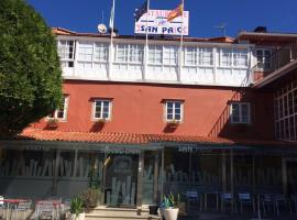 A picture of the hotel: Hostal San Paio