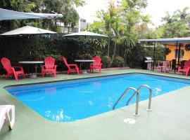 A picture of the hotel: Hostal Cocos Inn