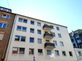Downtown Apartment am Hansaring