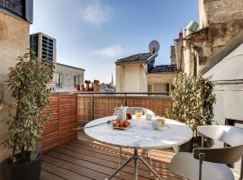 Готель фото: Appartements Place Gambetta - YBH