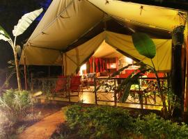 酒店照片: Anga Afrika Luxury Boutique Camp Nairobi