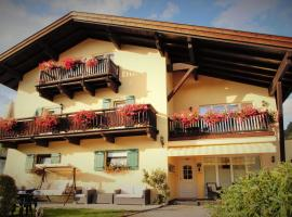 Hotel Photo: Alpenlandhaus Menardi