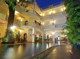 Grand Sunset Angkor Hotel Siem Reap Cambodia