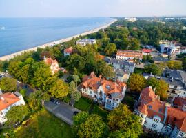 Villa Rosa Apartment - Happy Hours Sopot Poland