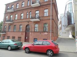 Lux One Bedroom apartment on Engelsa Minsk Belarus