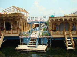 Mandalay Houseboats Srinagar India