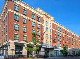 Hotel Photo: Residence Inn by Marriott Portsmouth Downtown