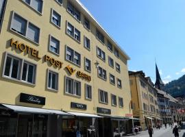 A picture of the hotel: Hotel Post