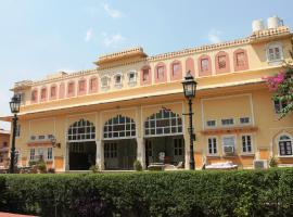 Naila Bagh Palace Heritage Home Hotel Jaipur India