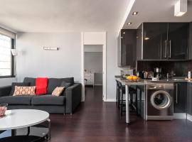 Roomspace Plaza Castilla Madrid Spain
