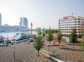 Hotel Photo: Thon Hotel Rotterdam City Centre