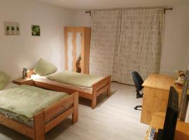 Fair- /City-Apartment Nuremberg