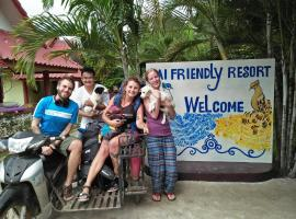 Hotel Photo: Pai Friendly Resort