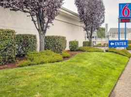 Hotel Photo: Motel 6 Coos Bay