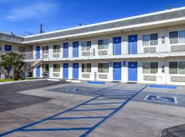 A picture of the hotel: Motel 6 Phoenix Airport - 24th Street