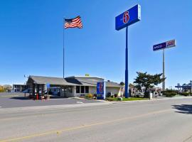 Hotel photo: Motel 6 Willows