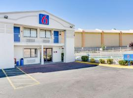 A picture of the hotel: Motel 6 El Paso West