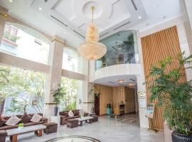 Golden Central Hotel Saigon Ho Chi Minh City Vietnam