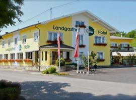 Hotel photo: Landgasthof Hotel Muhr
