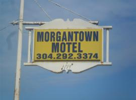 A picture of the hotel: Morgantown Motel