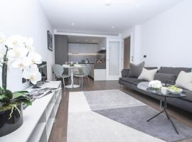 Modern Two Bedroom Flat in Central London,