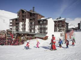 Hotel Photo: Odalys Le Rond Point Des Pistes