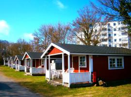 Hotel Photo: Helsingør Camping & Cottages Grønnehave