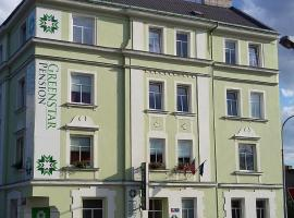 Hotel Photo: Penzion Green Star