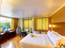 The Corporate Inn Hotel Manila Philippines