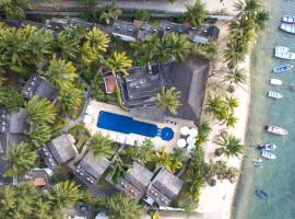 Hotel Photo: Cocotiers Seaside Boutik Hotel