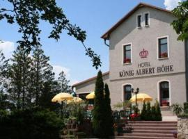 Hotel Photo: Hotel König Albert Höhe