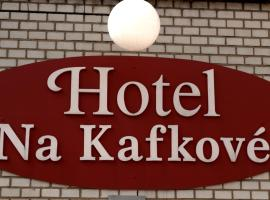 Hotel Photo: Hotel na Kafkové