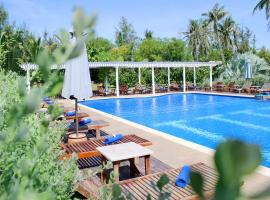 Blue Shell Resort Mui Ne 越南