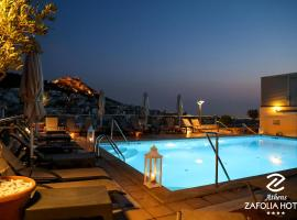 Hotel Photo: Athens Zafolia Hotel