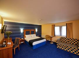 Hotel photo: Speedbird Inn Aberdeen Airport