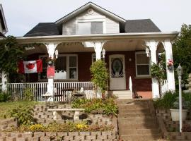 Glen Mhor Bed and Breakfast Niagara Falls Canada