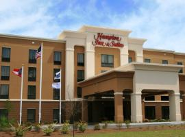 Hampton Inn and Suites Savannah-Airport Savanna United States