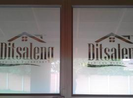 Ditsaleng Bed and Breakfast Vanderbijlpark South Africa