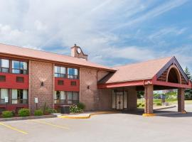 Travelodge Barrie on Bayfield Barrie Canada