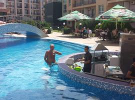 Pollo Resort Mikosta Apartment Sunny Beach Bulgaria
