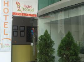 A picture of the hotel: Hotel Tropical