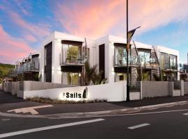 Hotel Photo: The Sails Nelson