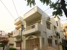 OYO Apartments Salt Lake Dl Block CK Market Kolkata India