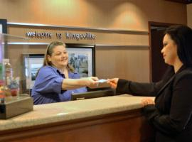 Hotel photo: Hampton Inn Kingsville