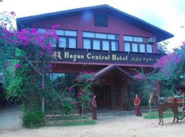 Hotel Photo: Bagan Central Hotel (Dormitory Rooms)